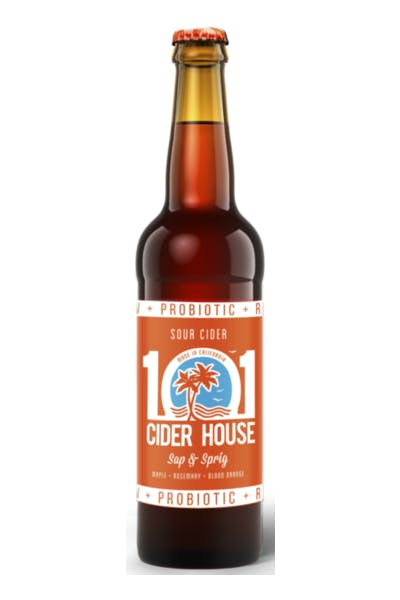 101 Cider House Sap and Sprig