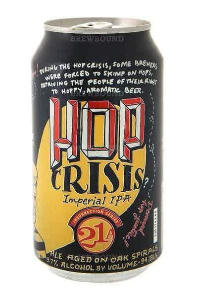 21st Amendment Hop Crisis! Imperial IPA
