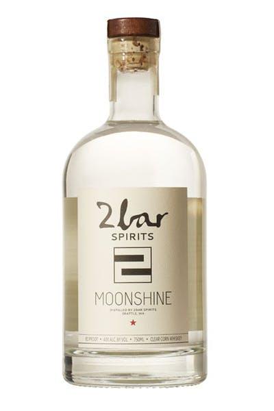 2Bar Moonshine Whiskey