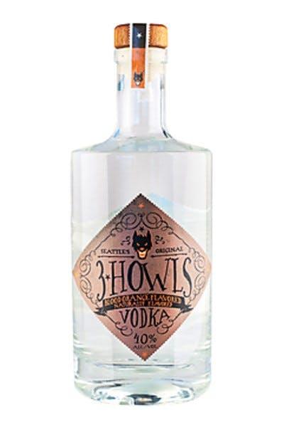 3 Howls Blood Orange Vodka