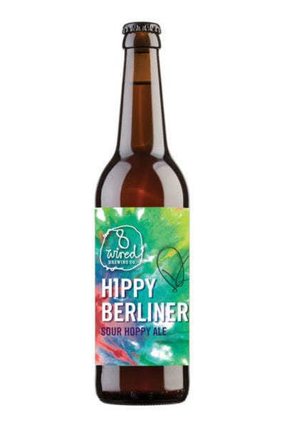 8 Wired Hippy Berliner Sour Hoppy Ale