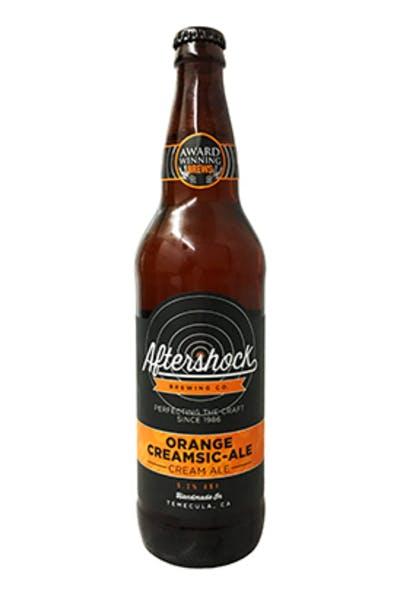 Aftershock Orange CreamsicAle