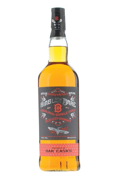 Ainsley Brae Single Malt Oak Cask