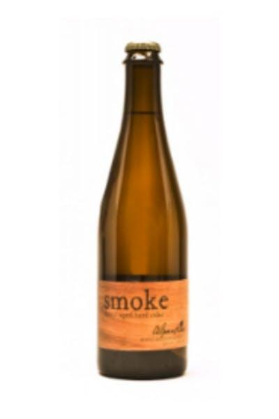 Alpenfire Smoke Barrel Aged Cider
