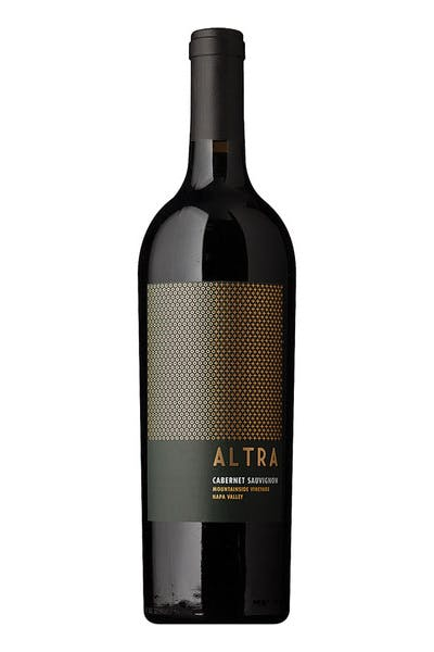 Altra Cabernet Sauvignon Mountainside Napa Valley