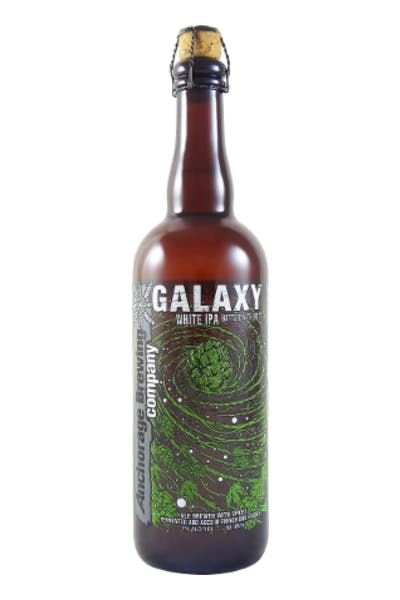 Anchorage Brewing Galaxy White IPA