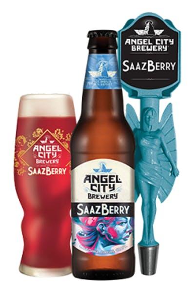 Angel City Saazberry Ale