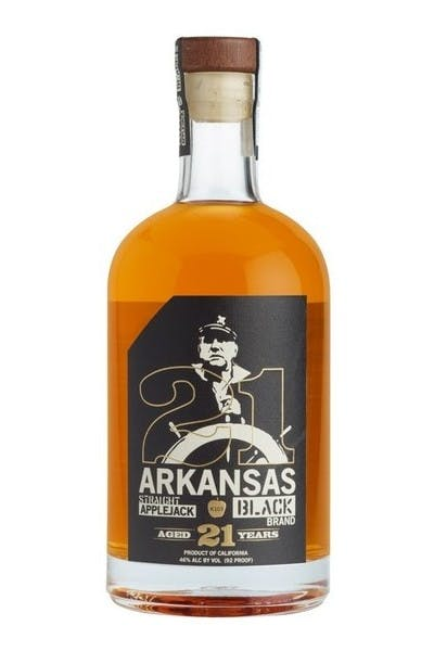 Arkansas Black 21yr Applejack