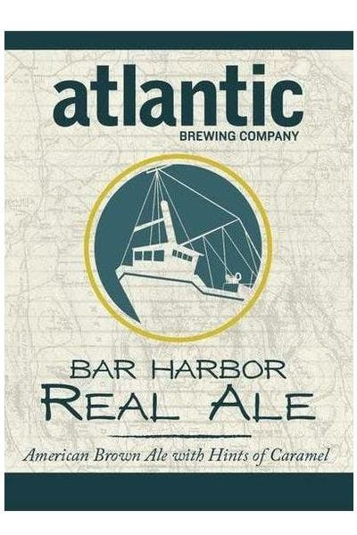 Atlantic Bar Harbor Real Ale