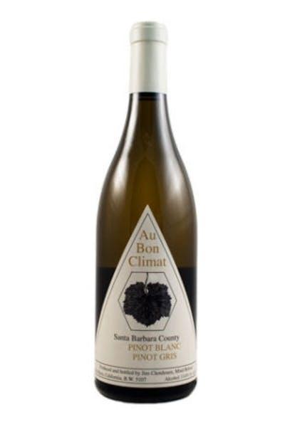 Au Bon Climat Pinot Blanc / Pinot Gris