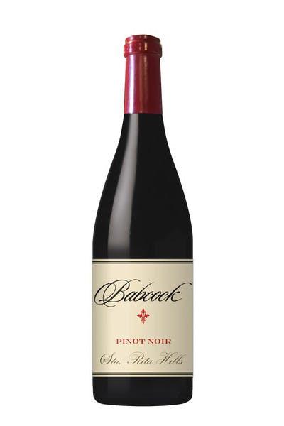 Babcock Pinot Noir 2013