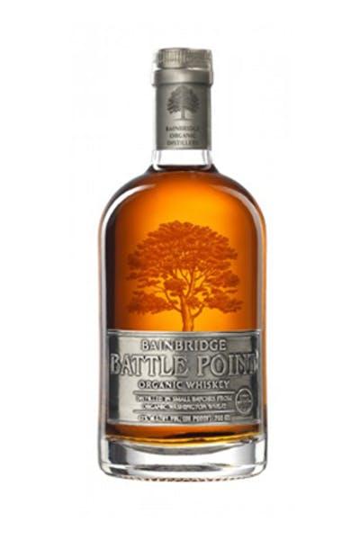 Bainbridge Battle Point Organic Wheat Whiskey