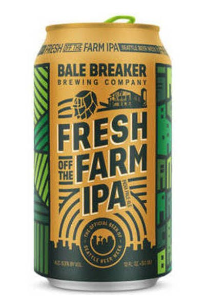 Bale Breaker Fresh Off The Farm IPA