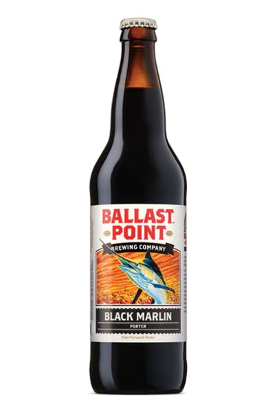 Ballast Point Black Marlin Porter
