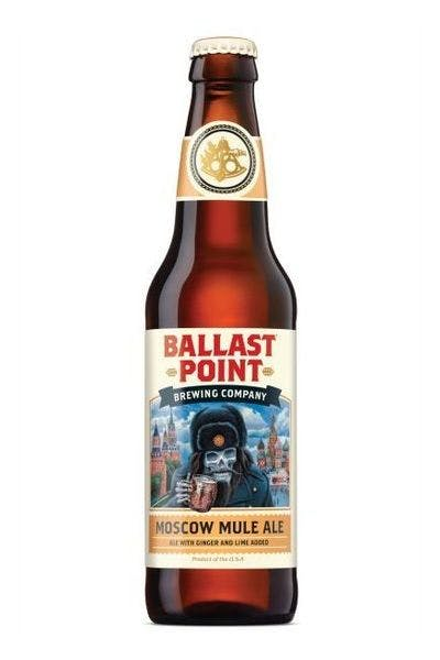 Ballast Point Moscow Mule Ale