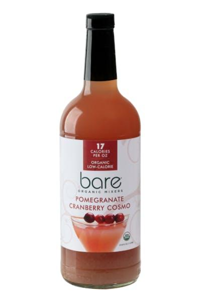 Bare Pomegranate Cranberry Cosmopolitan Mix