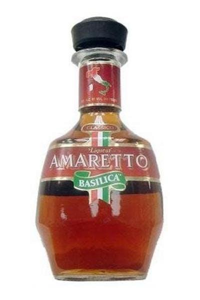 Basilica Cream Amaretto Liqueur