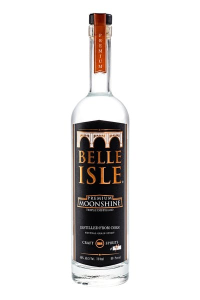 Belle Isle Premium Moonshine