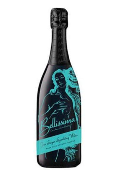 Bellissima Organic Zero Sugar Sparkling Wine