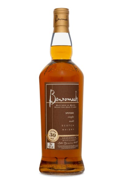 Benromach Single Malt 30 Year