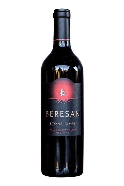 Beresan Red Stone River
