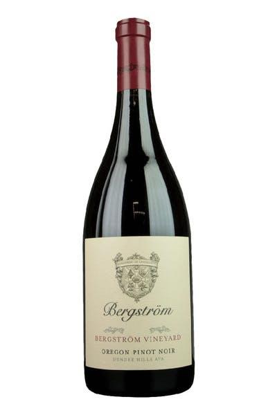 Bergstrom Pinot Noir Bergstrom Vineyard