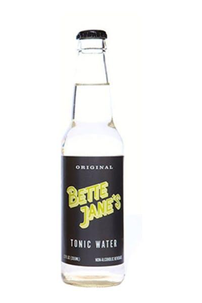Bette Jane's Tonic Water