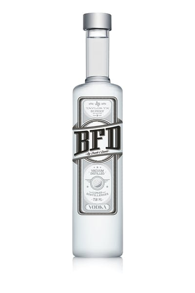 BFD Texas Vodka