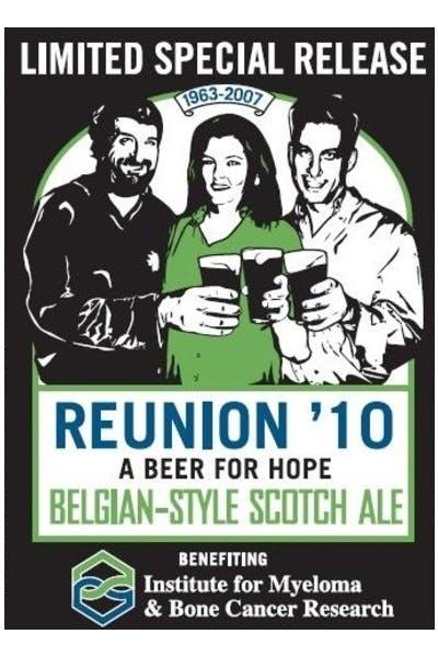 Bison Brewing Reunion 10