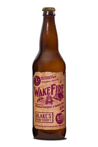 Blakes WakeFire Cider