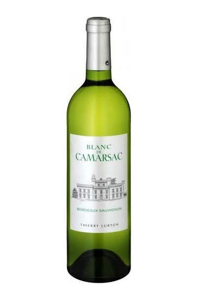 Blanc De Camarsac White Bordeaux