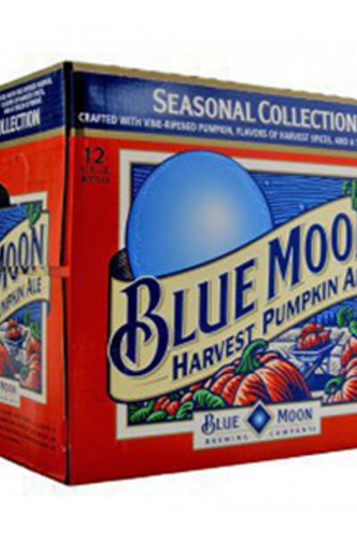 Blue Moon Pumpkin