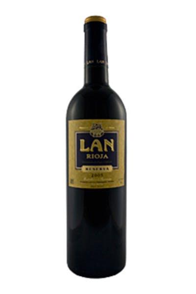 Bodegas Lan Rioja Reserva