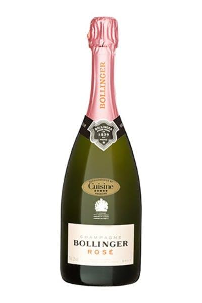 Bollinger Champagne Brut Rose