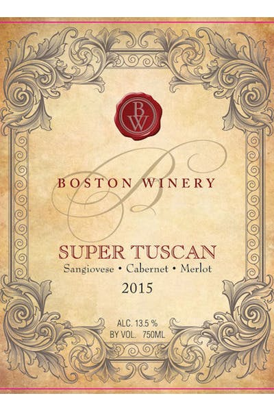 Boston Winery Super Tuscan