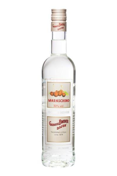 Boudier Marasquino Cherry Liqueur