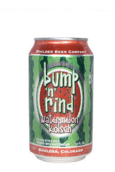 Boulder Bump N' Rind