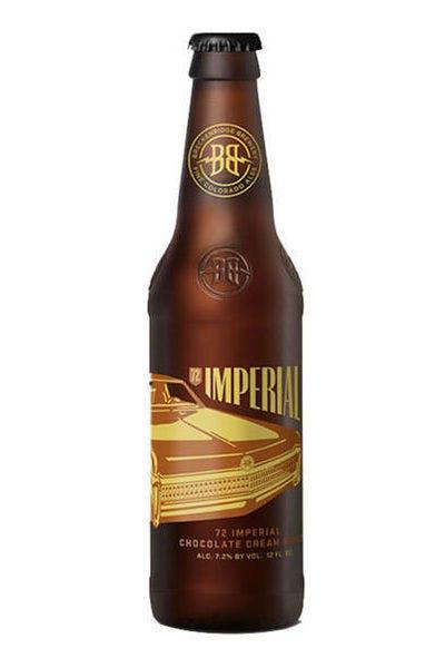 Breckenridge Brewery 72 Imperial Chocolate Cream Stout