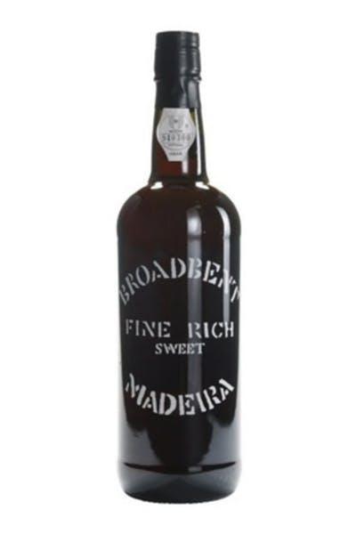 Broadbent Fine & Rich Madeira
