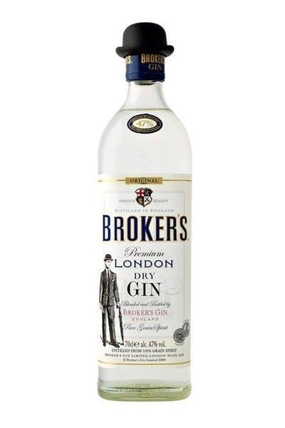 Brokers Gin