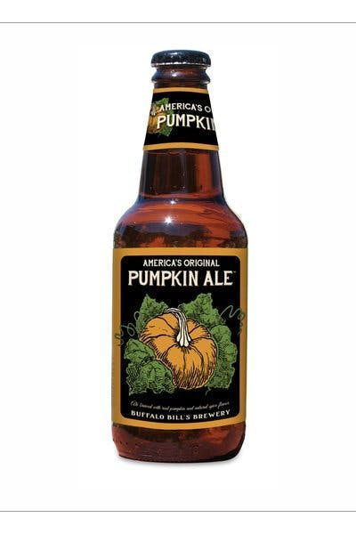 Buffalo Bill's Brewery Pumpkin Ale