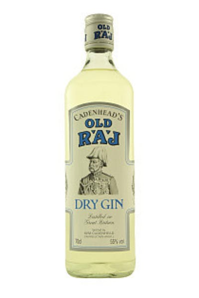 Cadenhead's Old Raj 110 Proof Gin