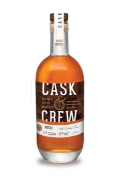 Cask & Crew Walnut Toffee Whiskey