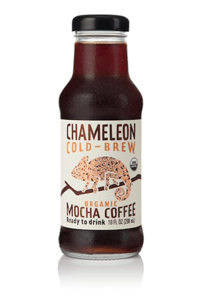 Chameleon Cold Brew Ready-to-Drink Mocha