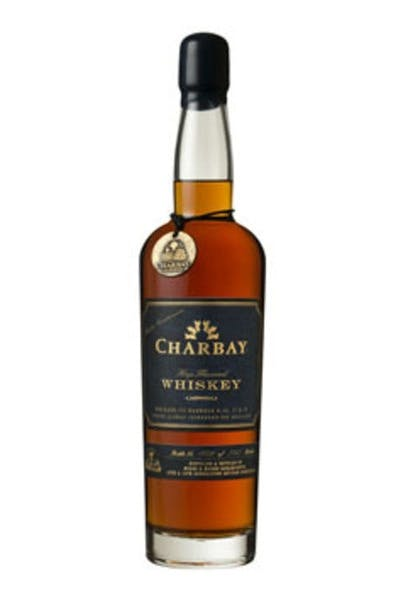 Charbay Whiskey Release 3