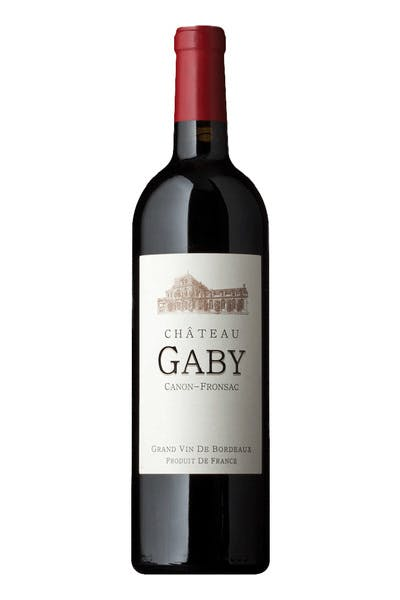 Chateau Du Gaby Canon Fronsac 2011
