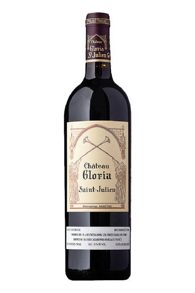 Chateau Gloria St Julien 2008