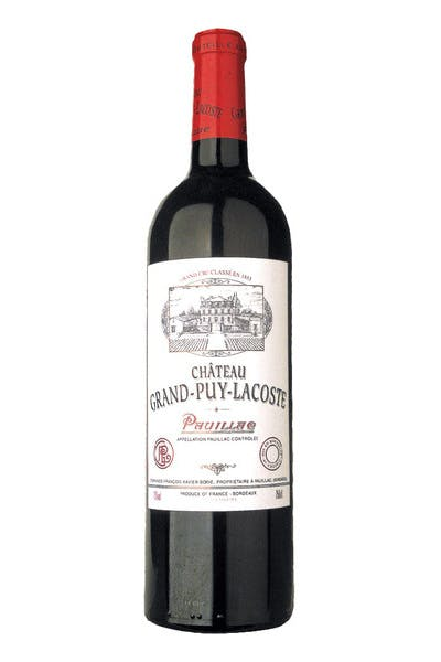 Chateau Grand Puy Lacoste Pauillac 2011