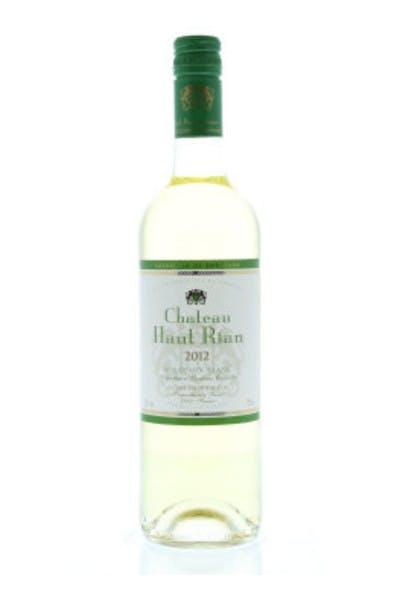 Chateau Haut Rian Bordeaux Blanc
