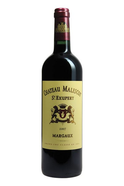 Chateau Malescot St Exupery Margaux 2012